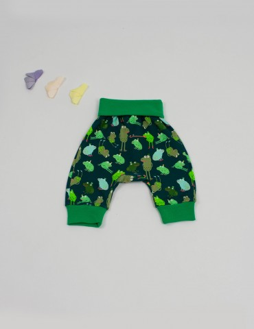 Pantaloni Broscute