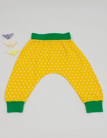 Pantaloni Yellow