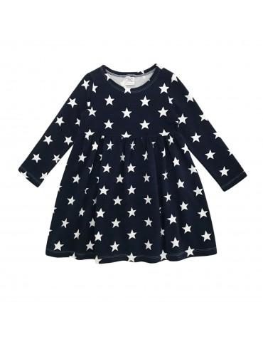 Rochie Stars Blue